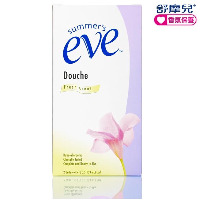Eve舒摩兒 陰道灌洗液(清新氣息) 133ml*2入/組