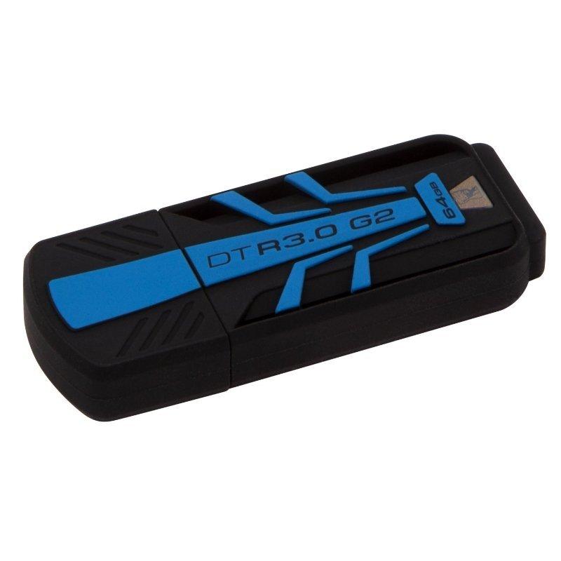 *╯新風尚潮流╭* 金士頓 64G 64GB DataTraveler R3.0 G2 USB3.0 隨身碟 DTR30G2/64GB