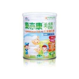 『121婦嬰用品館』樂亦康成長羊奶粉900g 3罐組