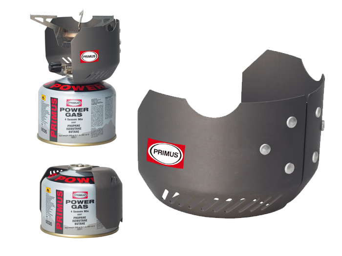 【露營趣】中和 瑞典 Primus 734670 Windscreen 擋風環 超輕快速瓦斯爐檔風板 攻頂爐 隔熱板 擋風片 收納方便 登山 露營 爐具檔風