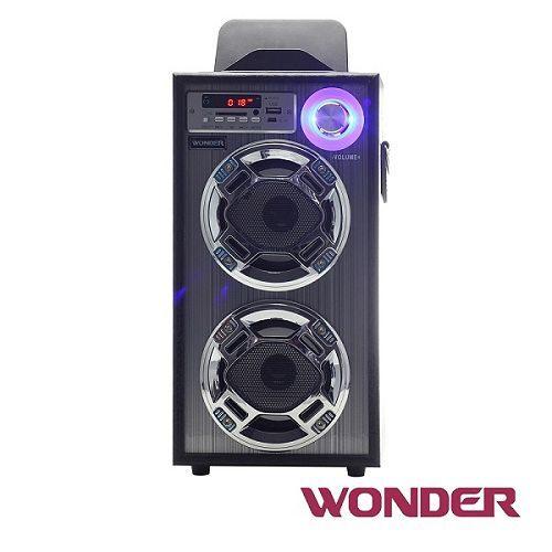 放置平板不需手拿【WONDER 旺德】WS-P001 卡拉OK隨身音響 公司貨