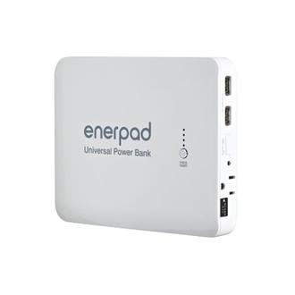 可傑 enerpad 攜帶式直流電 / 交流電行動電源 AC24K 可充筆電 露營 雙USB 電源供應器