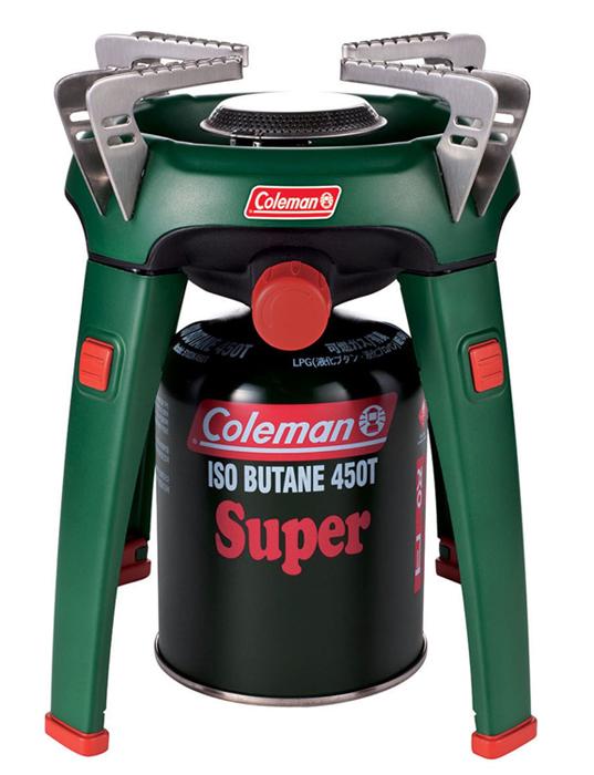 【鄉野情戶外專業】 Coleman |美國|  比瓦克瓦斯單口爐/擁有3900kcal的大火力瓦斯爐/CM-19529M000