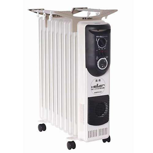 嘉儀 10葉片式定時電暖器 KE210TF