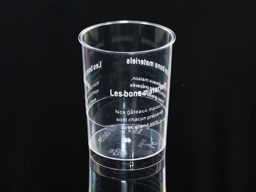 慕斯杯、奶酪杯、甜品杯、布丁杯、直圓杯B6080-1、MY6080(含透明蓋)20pcs