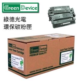 Green Device 綠德光電 HP  CP4520BL(8.5K)CE260A環保碳粉匣/支