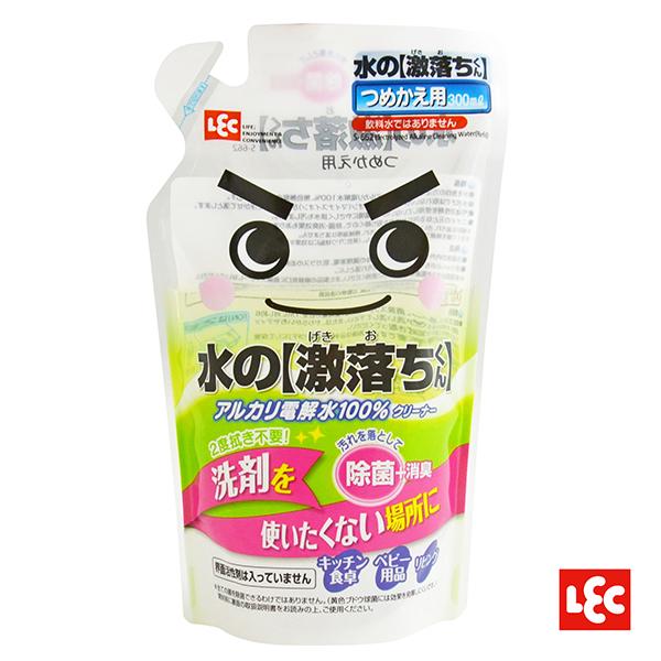 LEC 日本製 電解水除菌去污噴劑 補充包