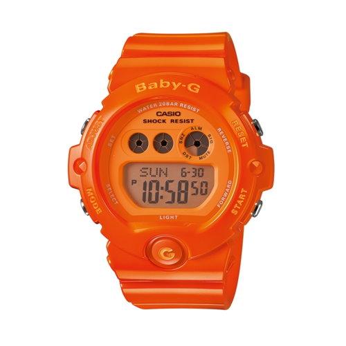 CASIO BABY-G運動休閒風腕錶/BG-6902-4BDR