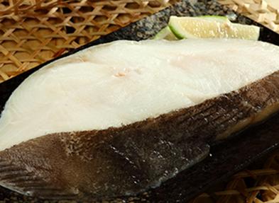 格陵蘭鱈魚切片(有肚洞)-75-100g/片 5入
