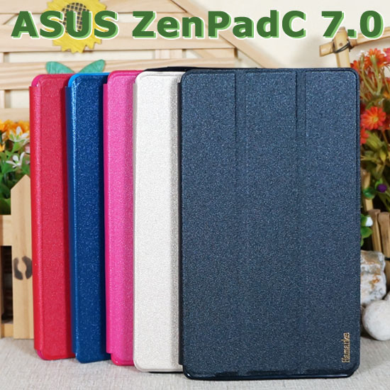 【金砂】華碩 ASUS ZenPad C 7.0 Z170C P01Z/Z170CG P01Y 專用平板側掀皮套/翻頁式保護套/斜立展示