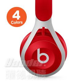 【曜德★送收納袋】Beats EP 紅 降噪耳罩式耳機 iOS專用線控通話★免運★