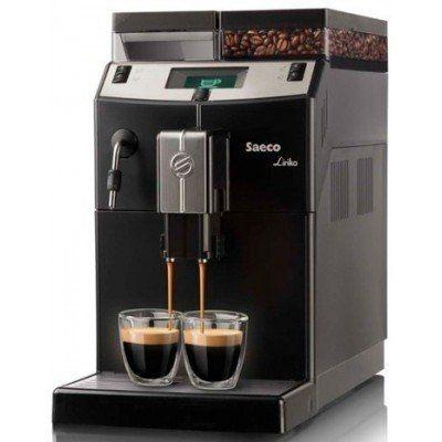 【到府安裝+贈自動奶泡器】飛利浦Saeco Lirika 輕巧摩登全自動義式咖啡機RI9840