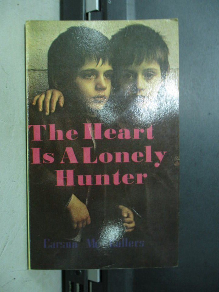 【書寶二手書T3/原文小說_KSP】The Heart Is a Lonely Hunter_McCullers