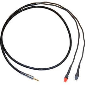 志達電子 CAB070MK2/1.3 Sennheiser HD600 HD650 HD580 HD25 II 升級線 1.3米
