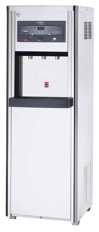**免運**豪星牌HM-700數位型落地冰溫熱飲水機(內含5道式RO逆滲透)