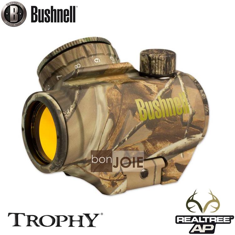 ::bonJOIE:: 美國進口 Bushnell Trophy TRS-25 (迷彩款) 瞄準鏡 (全新盒裝) 生存遊戲 瞄準器具 瞄準器 Red Dot Sight Riflescope