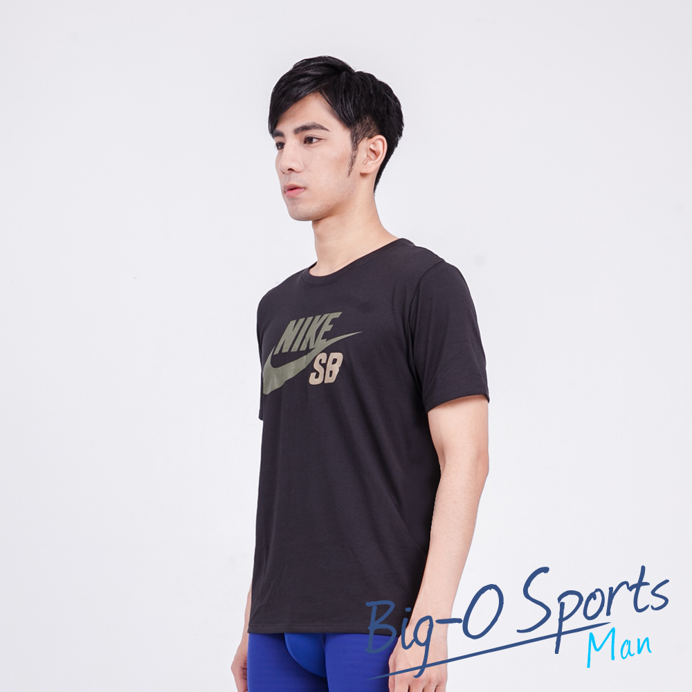 NIKE 耐吉 Nike SB Icon Reflective  TEE 短袖圓領T恤 男 749631011 Big-O SPORTS