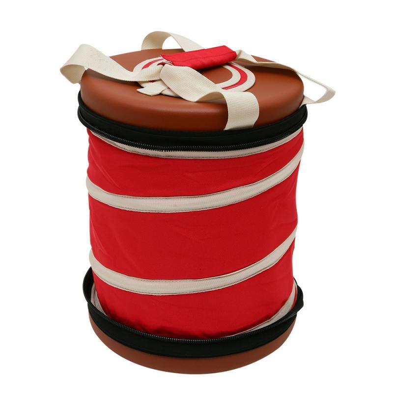 【露營趣】中和 OutdoorBase 春漾保冰野餐桶20L 23649 手提冰桶 軟式冰桶 裝備袋 水桶 摺疊冰桶
