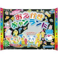日本 知育果子 自己動手畫-糖果24g (店點專區)