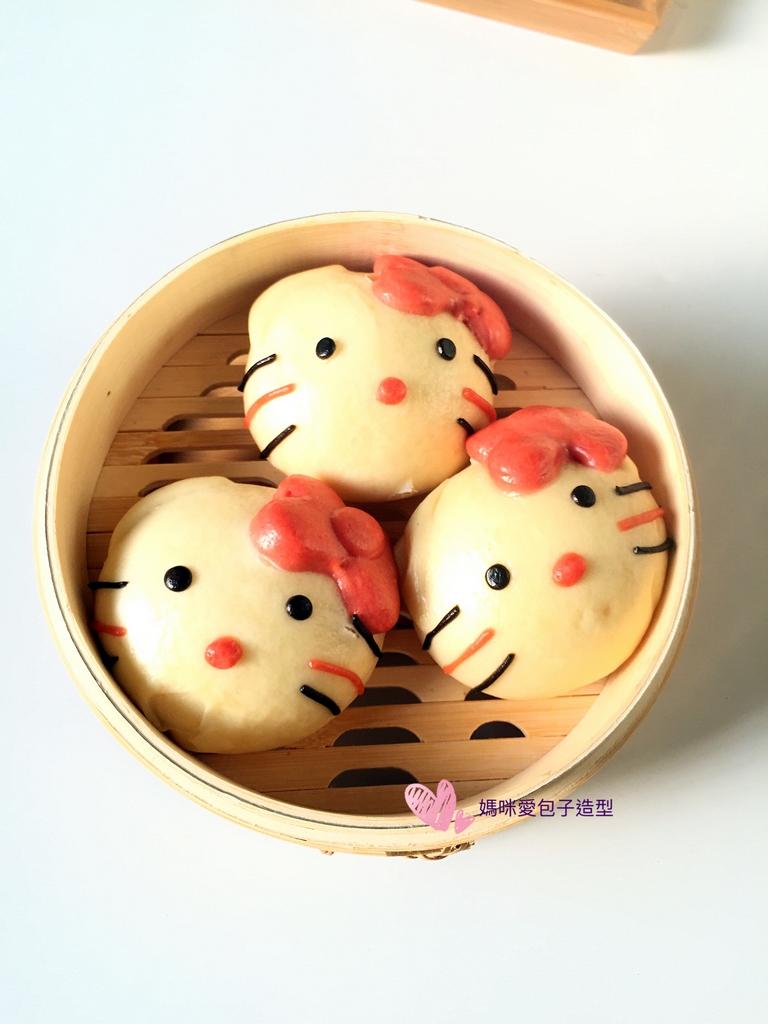 鮮奶貓咪饅頭~約550克(6入)
