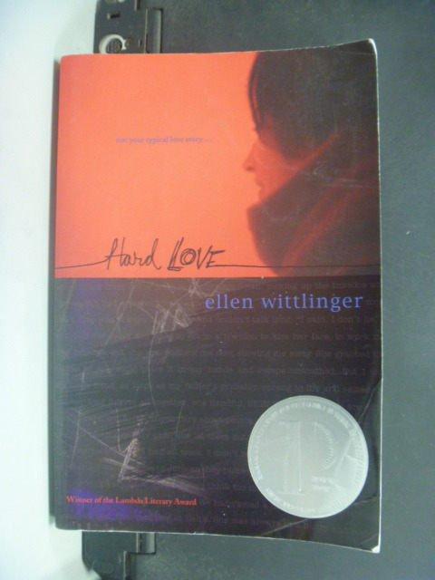 【書寶二手書T3/原文小說_GFI】HARD LOVE_Ellen Wittlinger