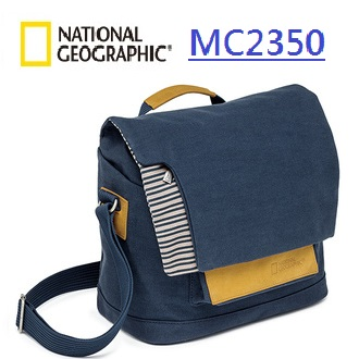 國家地理包 National Geographic  正成公司貨  Mediterranean 地中海系列  NG MC2350 - 肩背包