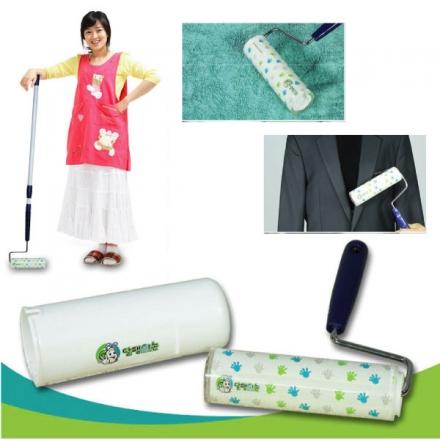 韓國超強水洗式蝸牛清潔滾輪4件組(多用途四件組) 水洗式可重複使用 *夏日微風*