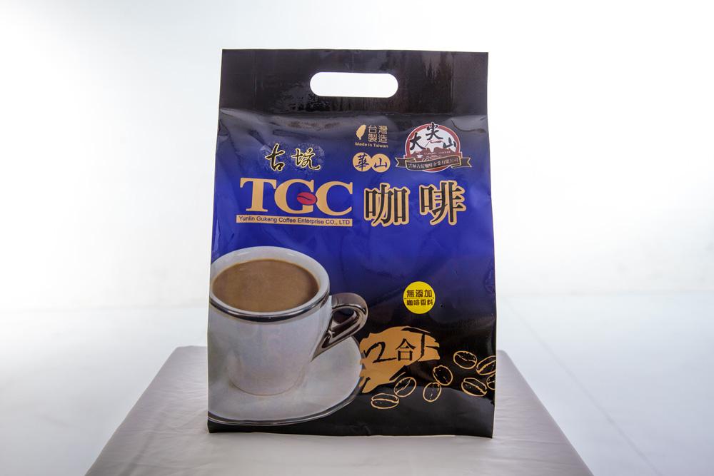 [古坑咖啡~TGC]古坑華山二合一咖啡分享包22入