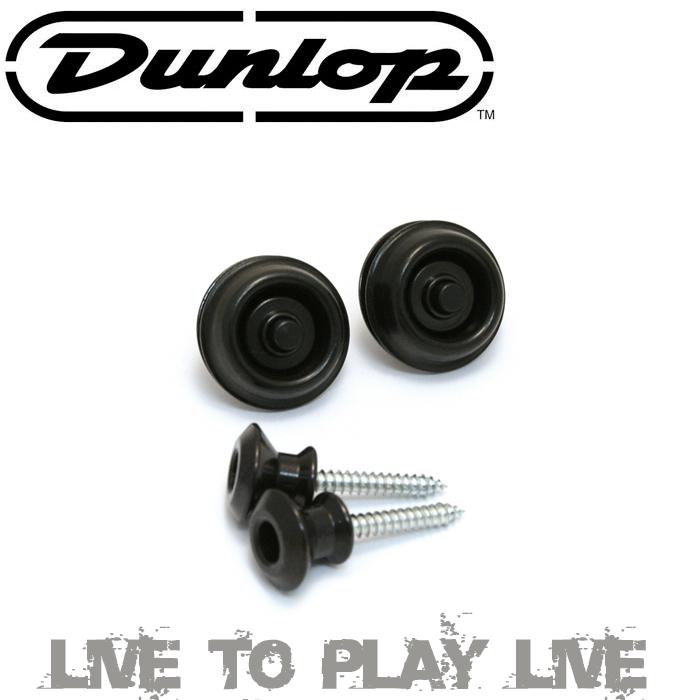 【非凡樂器】『Dunlop安全背帶扣』SLS系列安全背帶扣【黑色】(U.S.A)