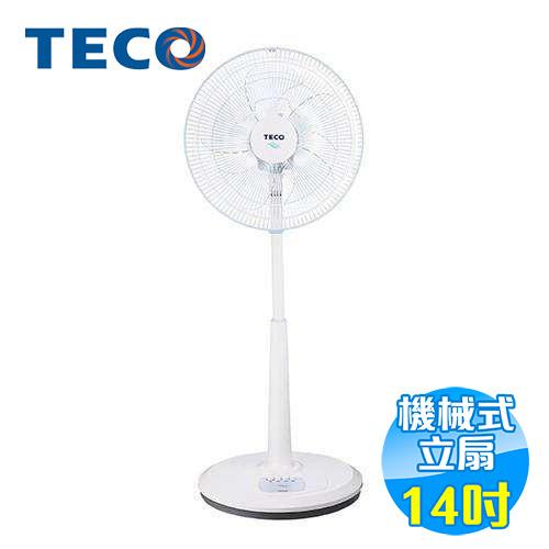 東元 TECO 14吋電風扇 XA1447AA