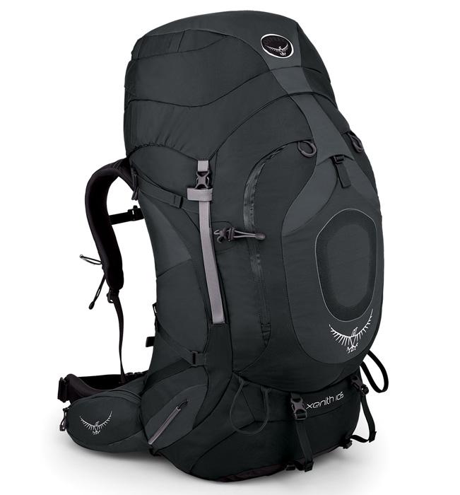 【鄉野情戶外用品店】 Osprey |美國| XENITH 105 登山背包《男款》/重裝背包-石墨灰M/Xenith105 【容量105L】