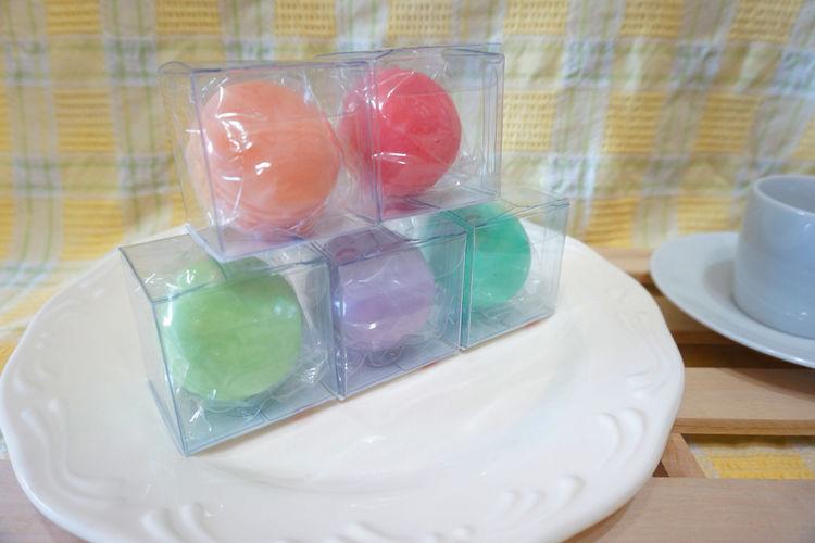 優虎Yo Hoo 婚禮小物●馬卡龍 手工皂 單入禮盒 (每盒一入)