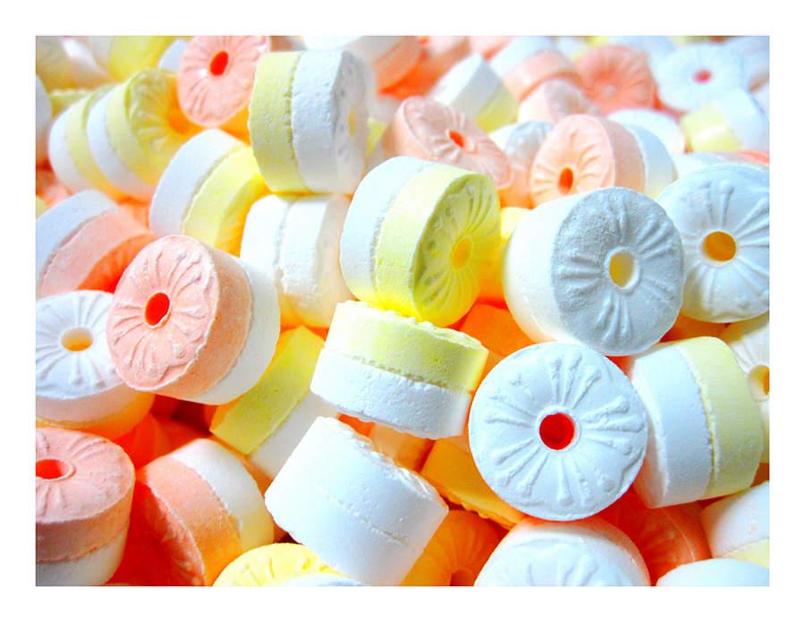 年貨大街 ‧散糖硬糖區‧ 口笛糖(嗶嗶糖) 300g(半斤)【合迷雅好物超級商城】