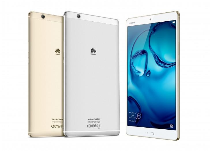 【贈16G記憶卡+手機立架】 HUAWEI MediaPad M3 4G/32G 可通話8.4 吋平板電腦【葳豐數位商城】