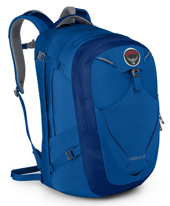 Osprey |美國|  NEBULA 34 電腦背包《男款》/15吋筆電背包 城市背包 旅行背包 /Nebula34 【容量34L】
