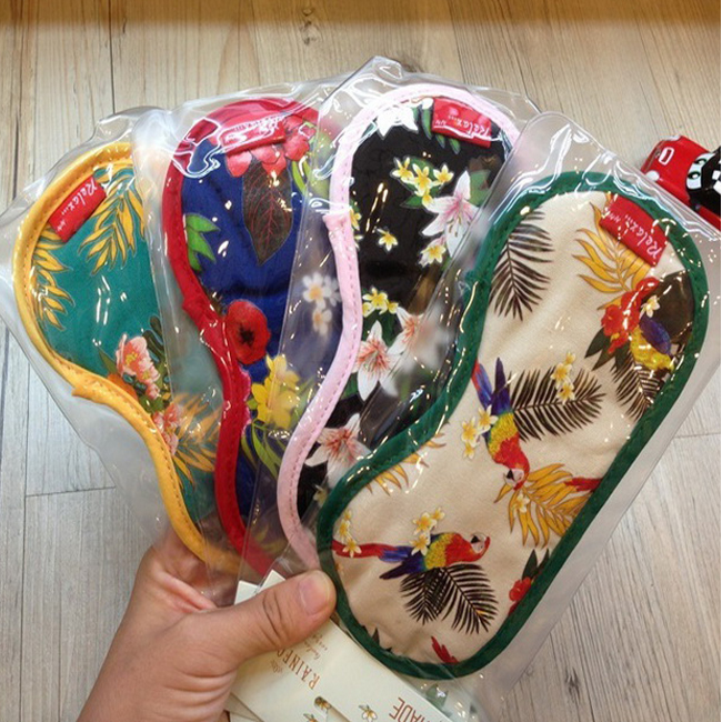 * Anne&Alice包包購 * ~精選實用小物專區~亞馬遜熱帶雨林眼罩~多色可供選擇~*