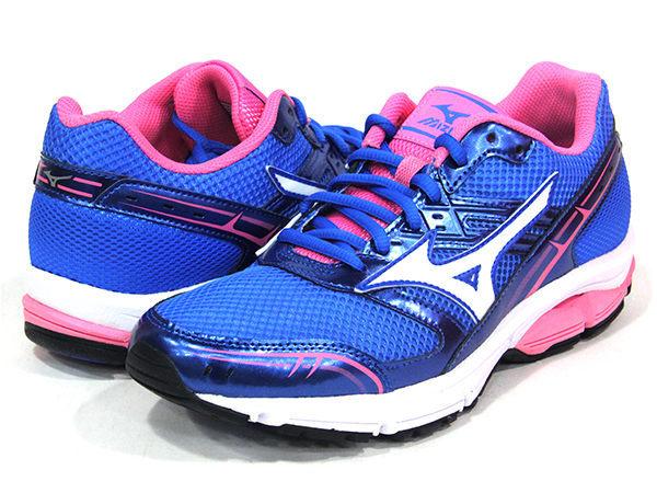 【登瑞體育】MIZUNO 女款慢跑鞋_J1GF141402