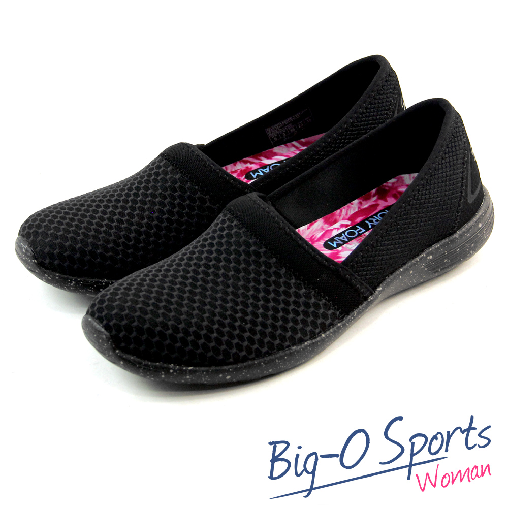 SKECHERS   GO RUN ULTRA R   休閒健走鞋 女 22804BBK