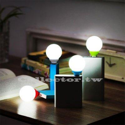 【U16012901】USB泡泡燈 LED迷你USB燈泡 筆電小夜燈 行動電源照明燈