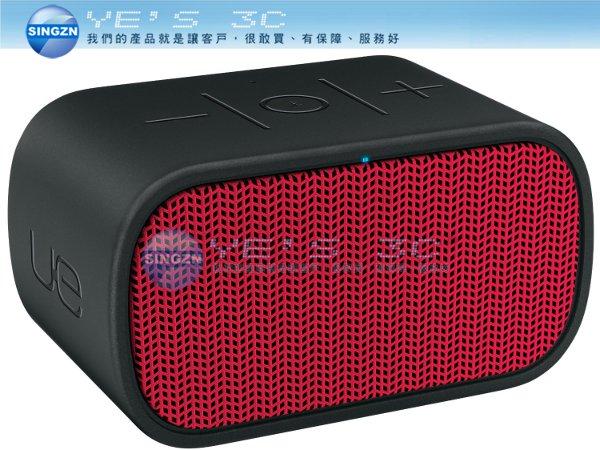 「YEs 3C」全新 LOGITECH 羅技 UE MINI BOOM 藍芽/藍牙喇叭 立體聲 支援NFC 清晰