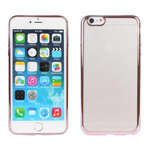 Ultimate-Apple iPhone 6/6S PLUS (5.5吋) 炫彩 電鍍 軟質保護殼 軟殼 保護套 清水套 透明 iPhone6
