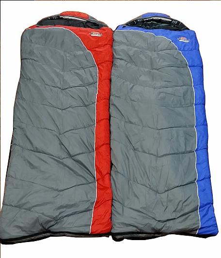 【露營趣】中和 SCOODA 速可搭 加大可併接 南極睡袋 全開式睡袋 信封式睡袋 中空纖維睡袋 露營睡袋 FSP-001