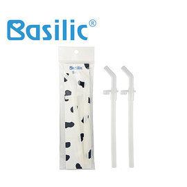 『121婦嬰用品館』貝喜力克 Basilic 替換型吸管2入(D148)