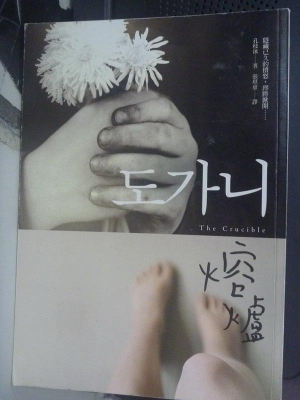 【書寶二手書T3/翻譯小說_IIS】熔爐_孔枝泳