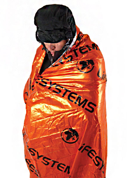 【鄉野情戶外專業】 LiFESYSTEMS |英國|  Light and Dry Bivi Bag 輕量求生袋/露宿袋 緊急露宿袋/42140