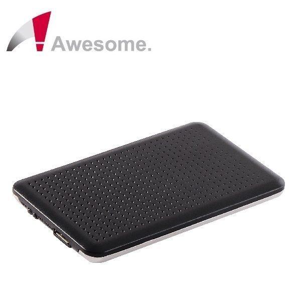 {光華新天地創意電子}Awesome 儲存達人 AWD-E21S7 2.5吋USB3.0/SATA/SSD 1bay外接盒  喔!看呢來