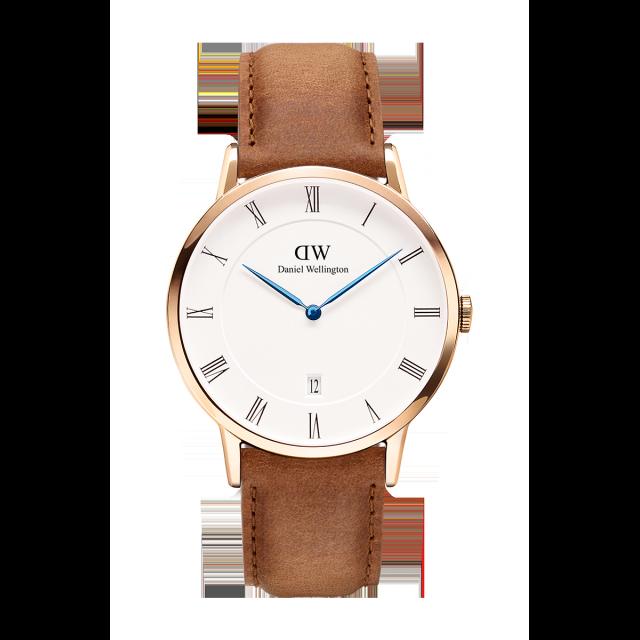 【Daniel Wellington】DW手錶DAPPER DURHAM 38MM(免費贈送另一組表帶)