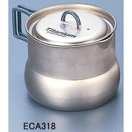 [ EVERNEW ] 輕量鈦合金壺鍋 0.8L CA-318