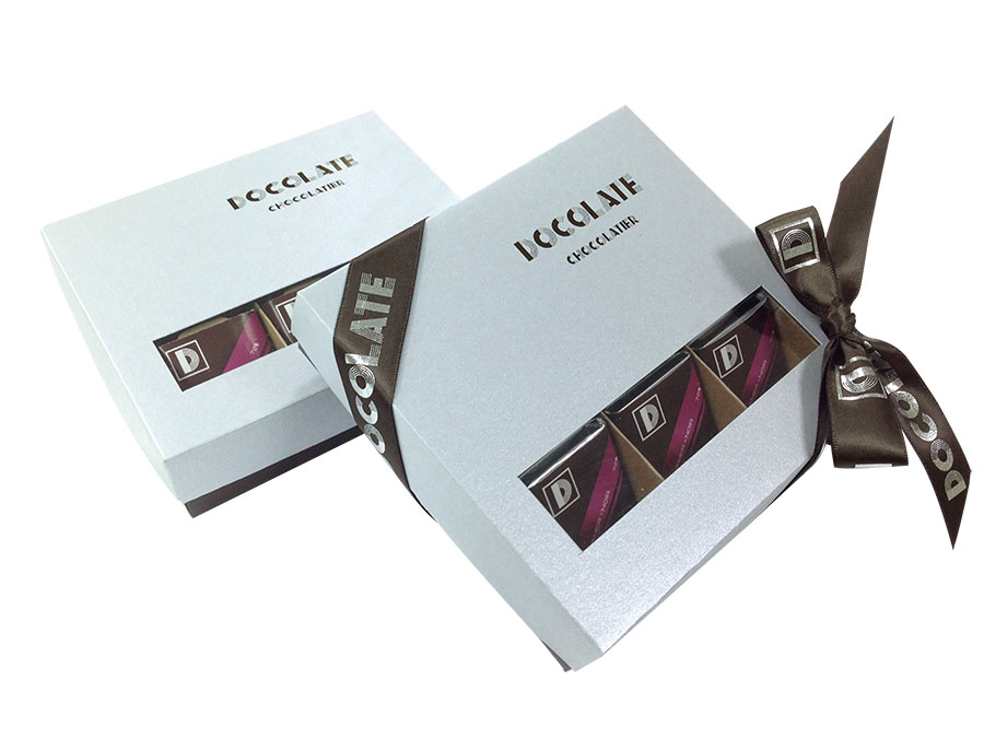 Carre Amer Noir 苦甜片狀巧克力 9片