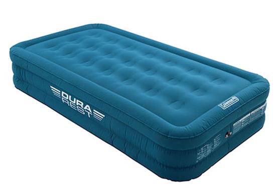 【鄉野情戶外專業】 Coleman  美國   DURAREST 氣墊床/充氣睡墊 露營床墊/CM-21936M000 【TWIN加厚】